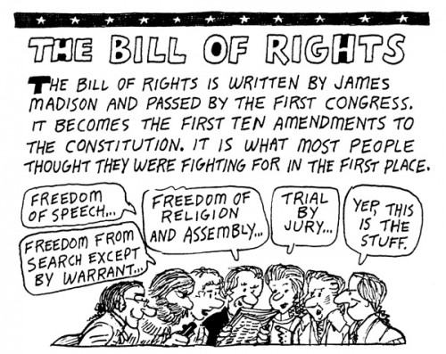 bill of rights blog