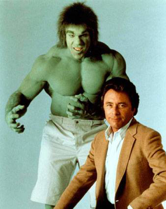 the Incredible Hulk bill bixby image