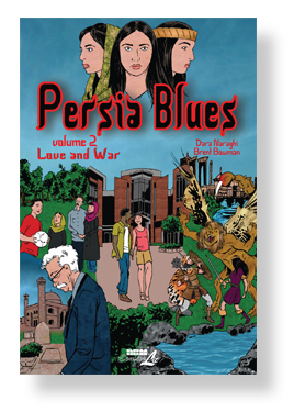 PERSIA BLUES, vol. 2